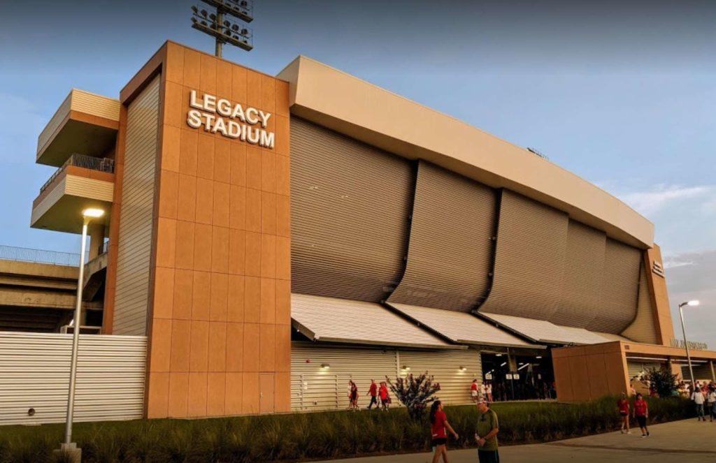 Legacy Stadium — Katy