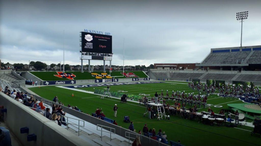 McKinney ISD Stadium — McKinney