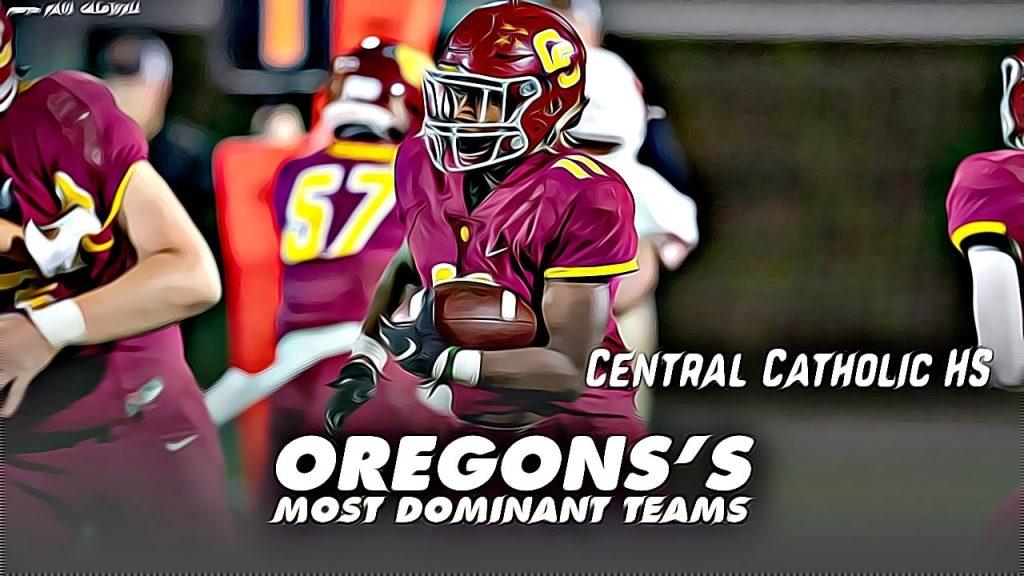 Oregon High School Football