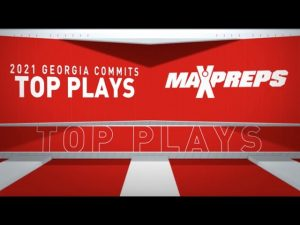 2021 Georgia commits - Top 10 Plays